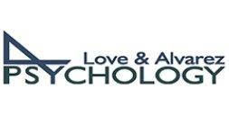 Love and Alvarez Psychology Logo